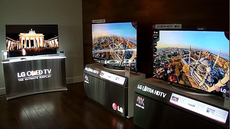 OledTV y Ultra HD 4K
