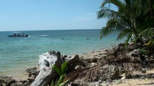 Boca del Drago / Playa Estrellas