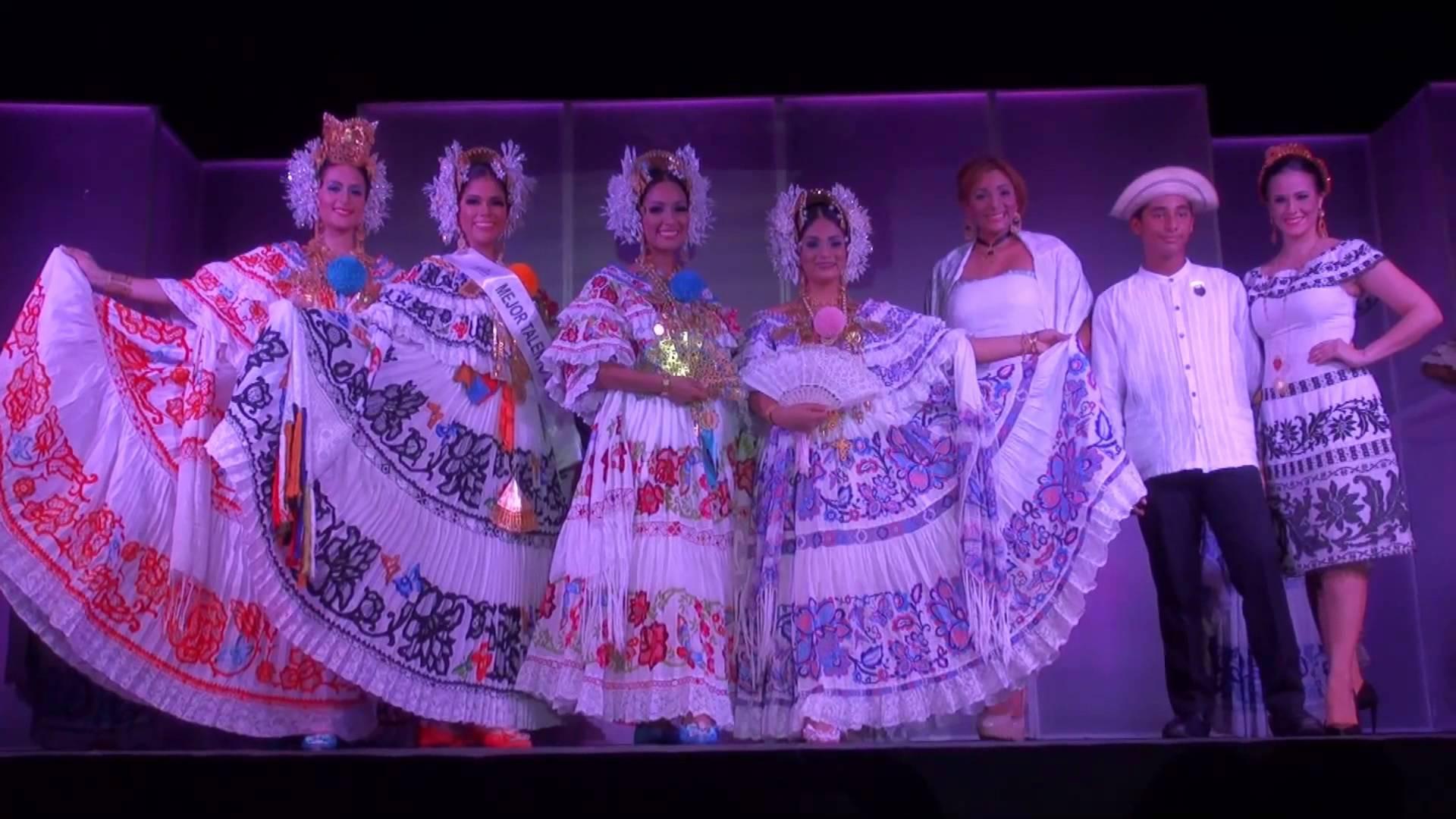 Talento Señorita Folcklore 2015