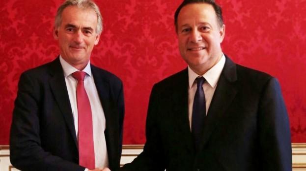Gobierno y Air France acuerdan colaboración para promover Panamá