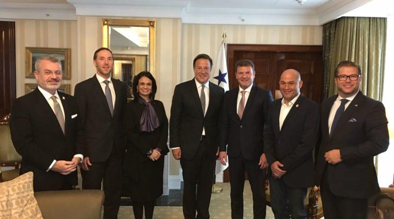 ATP y Lufthansa sellan acuerdo para aumentar turismo europeo en Panamá
