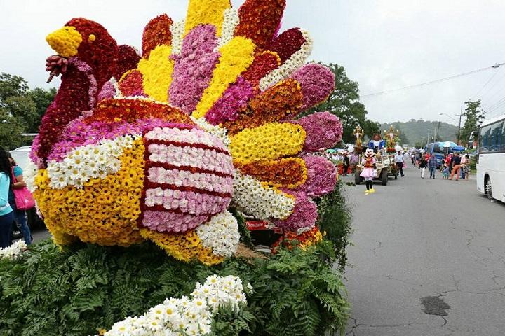 Parada de las Flores